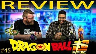 Dragon Ball Super [English Dub] REVIEW!! Episode 45
