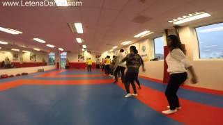 Ethiopian Dance Class Video