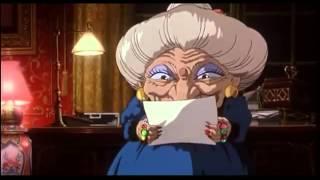 Spirited Away 2001 Trailer English version