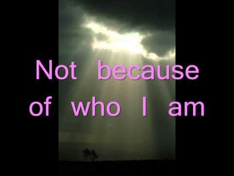i am yours casting crowns lyrics