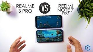 Realme 3 Pro vs Redmi Note 7 Pro Comparison Hindi: Specs   Speed Test   Performance   Speaker Test