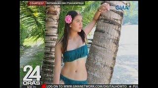 24 Oras: Early pre-summer hirit ng ilang Kapuso beach babes