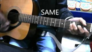 Tum Se Hi - Jab We Met - COMPLETE GUITAR COVER LESSON CHORDS - MoHIT CHAHUN