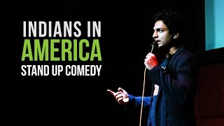 """Being Indian in America, Customer Service & Why we are """"Paavam"""" : Stand up Comedy by Kenny Sebastian"""