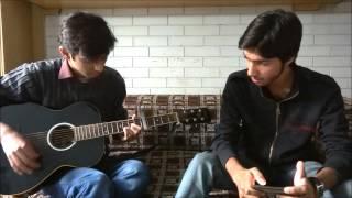 Adhi Adhi Raat by Bilal Saeed - Guitar Cover