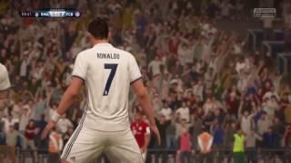 Ronaldo Hatrric & Bale Goal FIFA 17 !