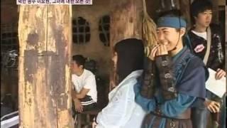Queen Seon Deok Making Film: Deokman, Yushin, Godo & Jukbang