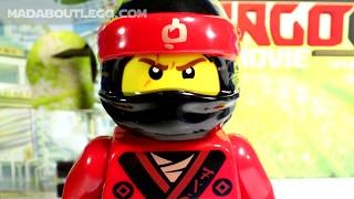 The LEGO NINJAGO Movie Time Clock and Watch