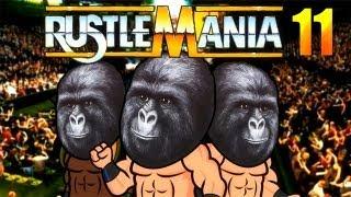 WWF Warzone - Rustlemania 11