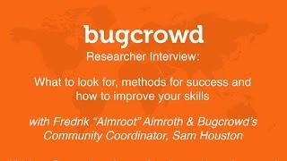 "Bugcrowd Researcher Interview: Fredrik ""Almroot"" Almroth"