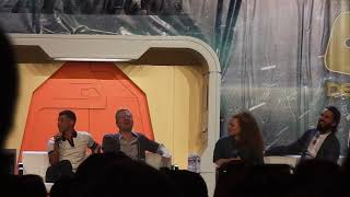 Discovery Part 2 at the 2018 Star Trek Convention in Las Vegas