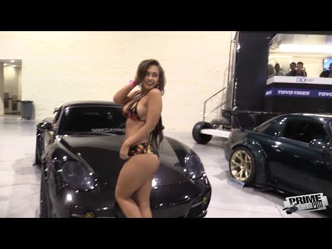 Xxx Mp4 HOT Bikini Model At Car Show Amber Fields 3gp Sex