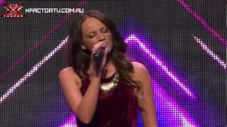 Samantha Jade - Auditions - The X Factor 2012.