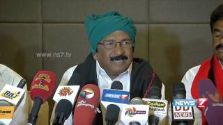 Vaiko on Sadiq Batcha death controversy   News7 Tamil