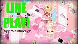 LINE PLAY! (Walkthrough)
