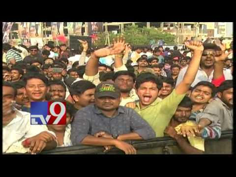 watch Chiru fans throng to Haailand for Khaidi No 150 Pre Release Event - TV9