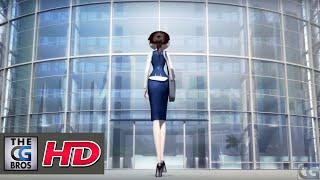 "CGI 3D Animated Short ""Angle Mort"" - by ESMA"