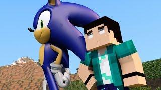 Minecraft Mods - MORPH HIDE AND SEEK - Sonic Mod Showcase