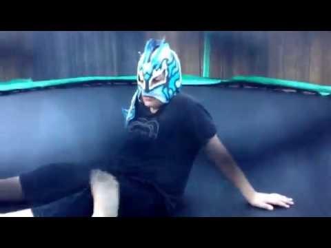 Mighty Hunter vs Kalisto YouTube Wrestling Championship