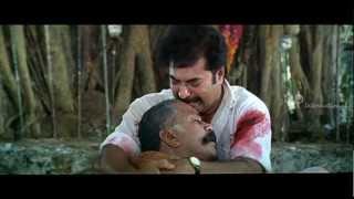 Karmegam - Mammootty kills Radha Ravi
