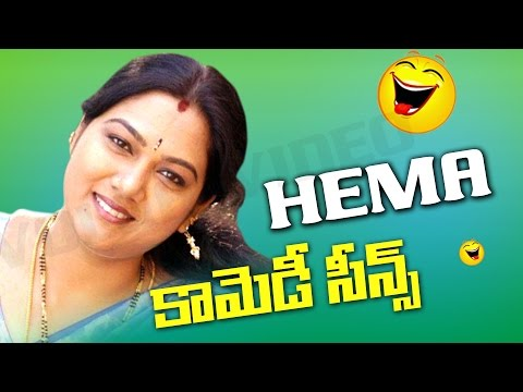 Hema Comedy Scenes - #Tollywood Comedians