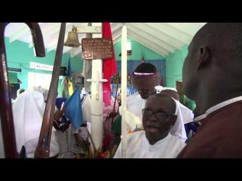 Spiritual Baptist from St Vincent