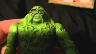 Swamp thing action figure