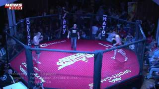 MMA - Gladiator Challenge Fighting 5 - Karlovy Vary