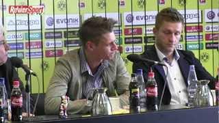 Lewandowski  Błaszczykowski Piszczek Dortmunds Polen im Interview