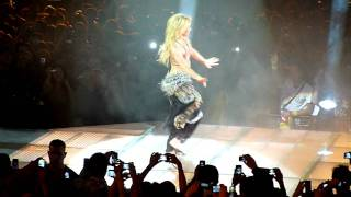 Shakira - Danse Orientale - Bercy 140611