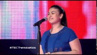 ذا فويس كيدز    ميرنا من مصر