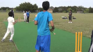 North Austin Kids Cricket Practice