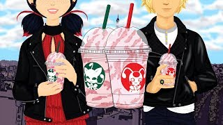 Strawberry Frappuccinos and a Black Leather Jacket - Chapter 5 (A Miraculous Ladybug Fanfiction)