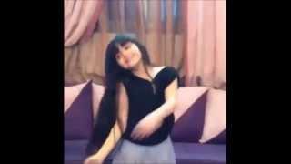 رقص اطفال طفلة ترقص على شيلة سلام السعودية