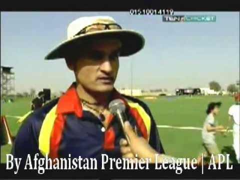 Hamid Hassan Hat-trick