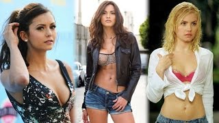 Top 10 Sexiest Canadian Female Celebrities