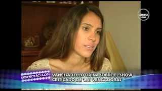 Vanessa Tello se pronuncia sobre ruptura de Jazmín Pinedo y Jesús Neyra