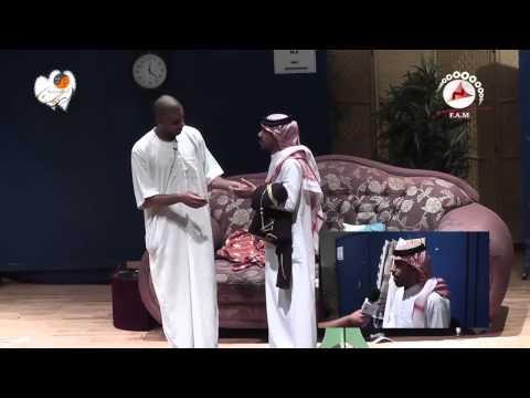 Xxx Mp4 لقاء و مقتطفات للممثل احمد العبيد في المسرحية الكوميدية عزوبية تايم 2013 HD 3gp Sex