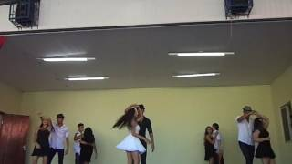 Dança Nina Simone - Feeling god