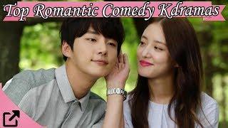 Top 25 Romantic Comedy Korean Dramas 2017(All The Time)