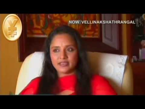 Malayalam Serial Actress Nisha Latest Video