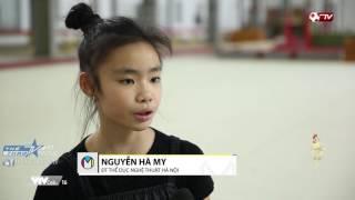 Cuộc sống tại lò đào tạo thể dục nghệ thuật Hà Nội