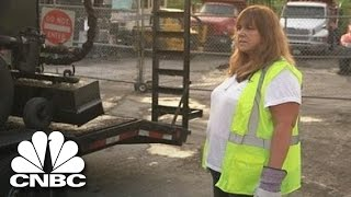 Asphalt Pro Caught A Crook And Went From Rags To Riches | Blue Collar Millionaires | CNBC Prime