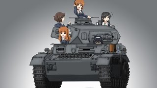 GR Anime Review: Girls Und Panzer