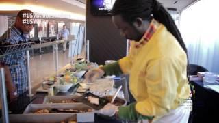USVI Ambassadors: Chef Theo Gumbs