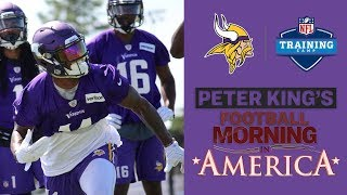 Minnesota Vikings Training Camp 2018: Three Things to Know I NFL I NBC Sports