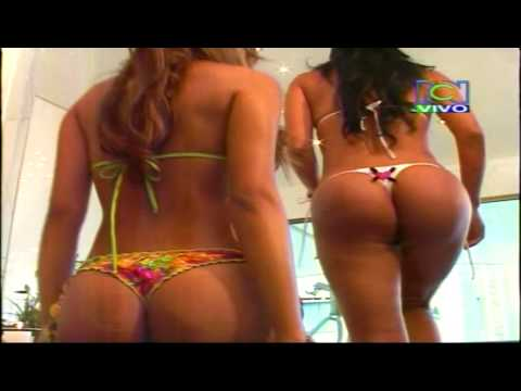 Eliana Franco y Veronica Velasquez Fuera de Lugar bañera HD