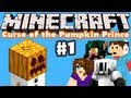 Download Video Download Minecraft: Curse of the Pumpkin Prince - Part 1 - The Adventure Begins! 3GP MP4 FLV