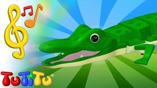 TuTiTu Toys and Songs for Children | Crocodile