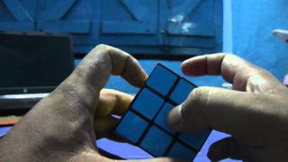 How to solve the Rubik's cube(bengali) part 4